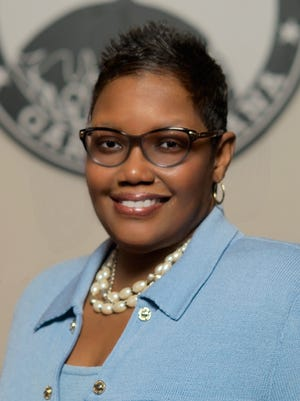 Karen Freeman-Wilson, mayor of Gary, Ind.