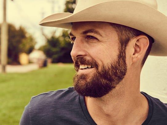 Country music artist Josh Grider.