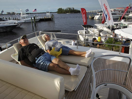 All around the state boat dealers, along with boating