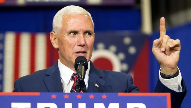 Vice President Mike Pence is expected attend an NCAA South Regionals game at FedExForum.