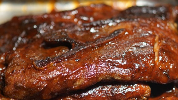 Sandra's Creations serves barbecue and beyond.
