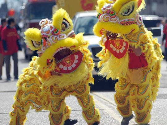 The second annual Chinese Spring Festival is Saturday