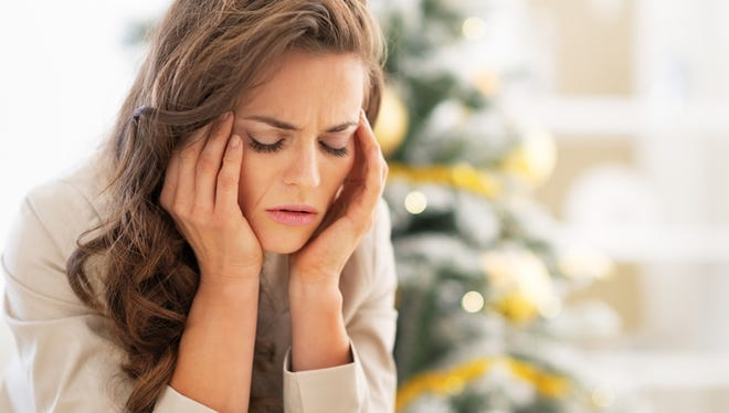 The holidays can be stressful times for a number of reasons