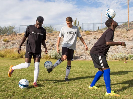 Boys soccer preview