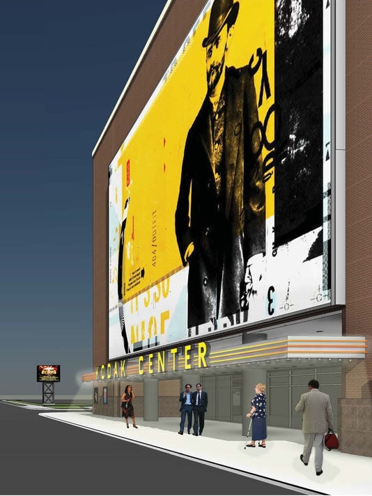 Kodak Center concept
