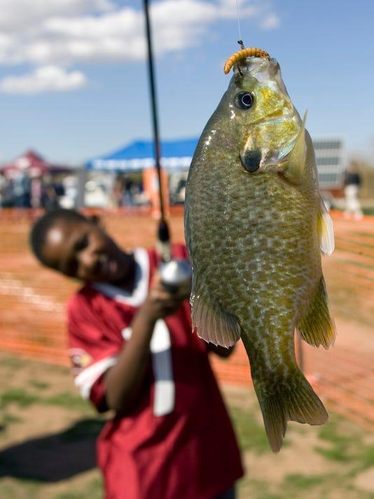 Tres Rios Kids Fishing