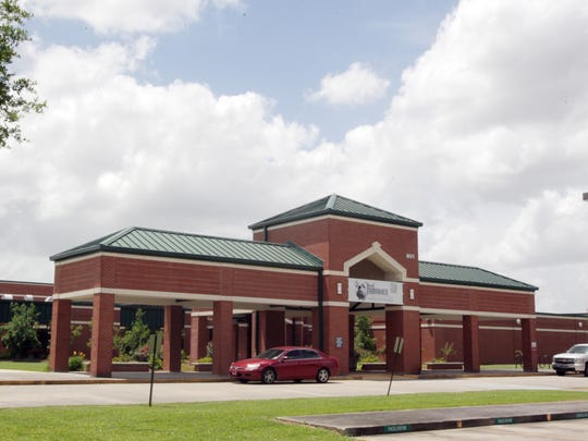 David Thibodaux STEM Magnet Academy is pictured Monday,