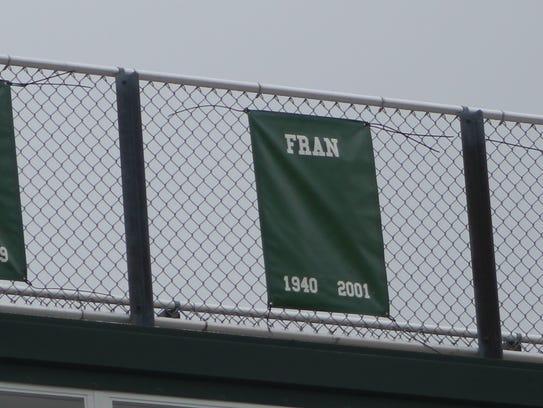 Farmington Harrison's football field already honors