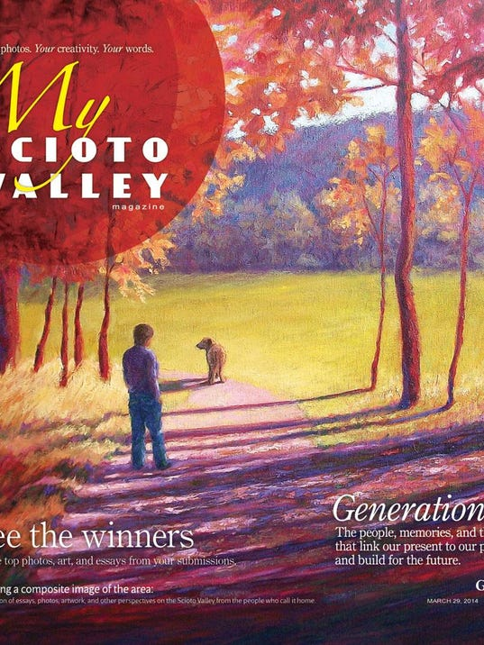 CGO My Scioto Valley cover