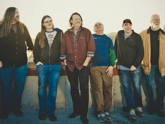 The legendary band Widespread Panic, who first formed in 1986, will bring their brand of rock to the Pensacola Bay Center stage on Saturday.