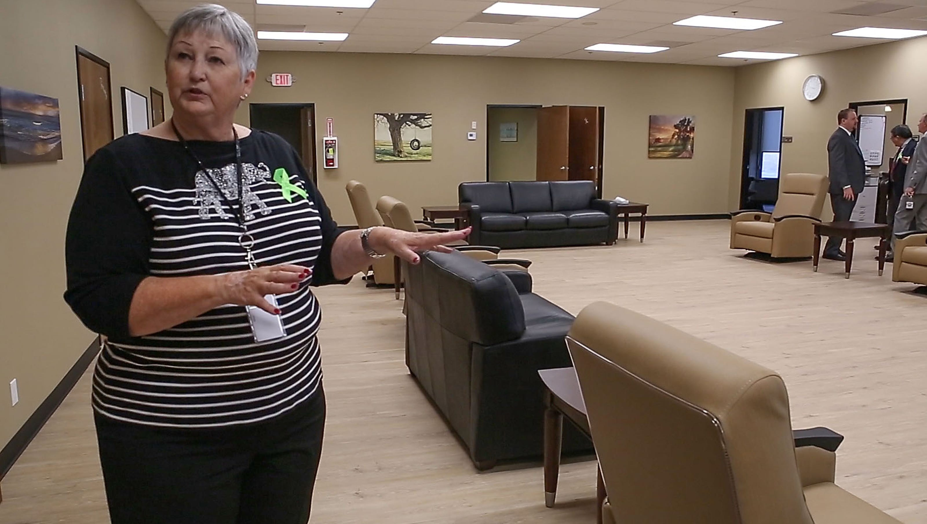 Look Inside The New Palm Springs Mental Health Clinic