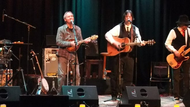 The Watchung Arts Center welcomes the Woodford Brothers Band for a concert on Saturday, October 15 at 8PM.