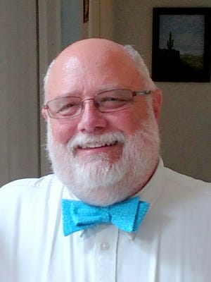 The Rev. John C. Cheek, newly appointed minister of the 1st Presbyterian Church of Silver City.