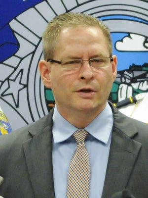 Special Agent Richard Thornton, FBI, Minneapolis field office.