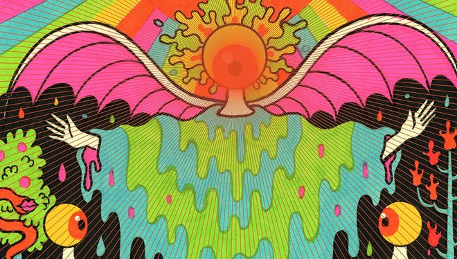 """The Flaming Lips, """"With a Little Help From My Fwends"""""""
