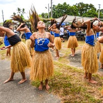 Naval Base Guam's Chamoru Month fiesta features dance, food and more