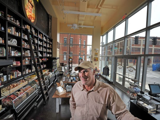 Tom Morales, owner of Acme Feed & Seed and The Southern,