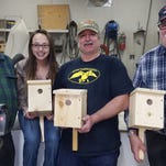 Maribel, Francis Creek clubs offer wood duck, bluebird houses   Scoping the Great Outdoors