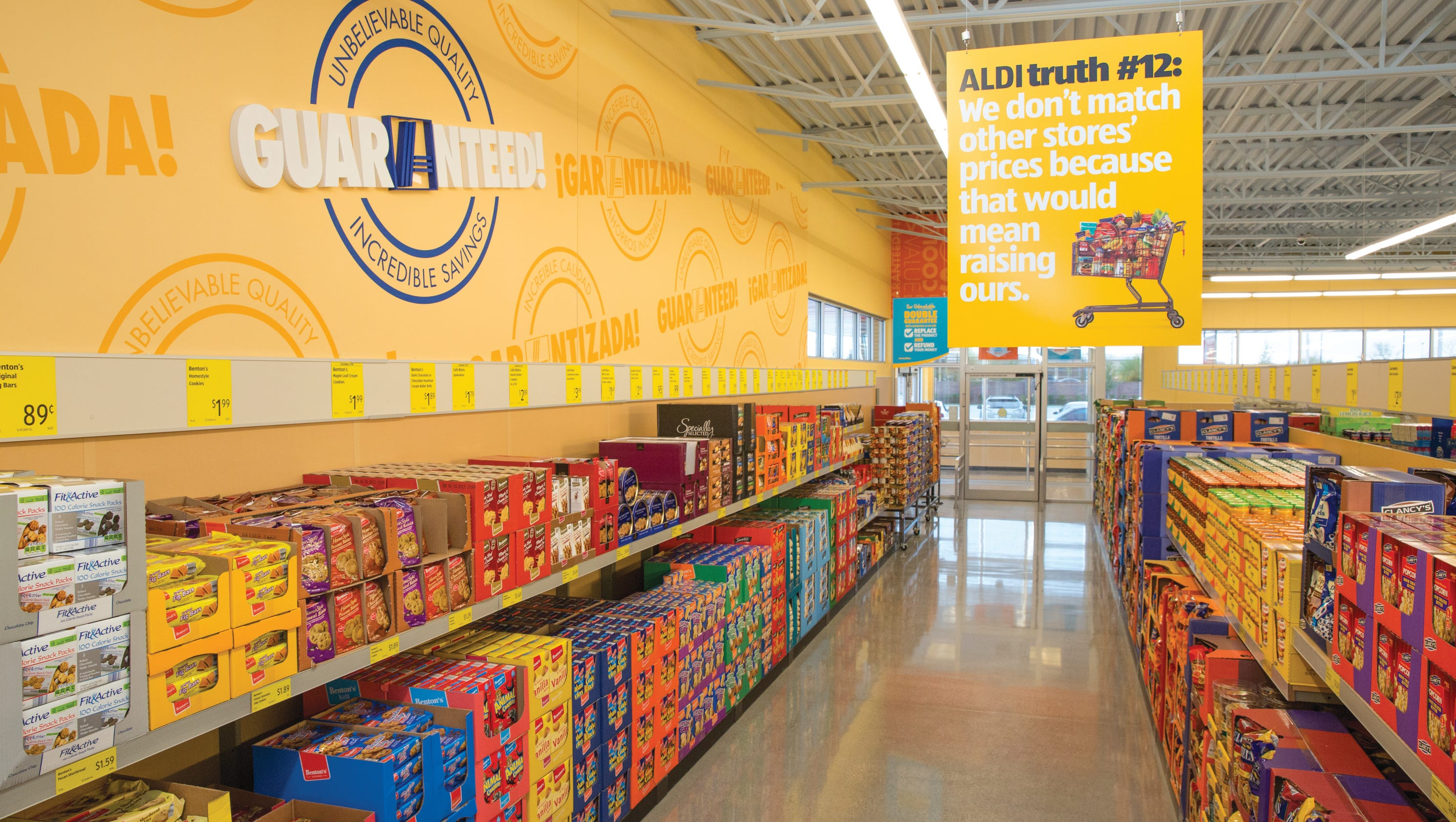 Aldi Grocery To Open Two Delaware Stores Thursday