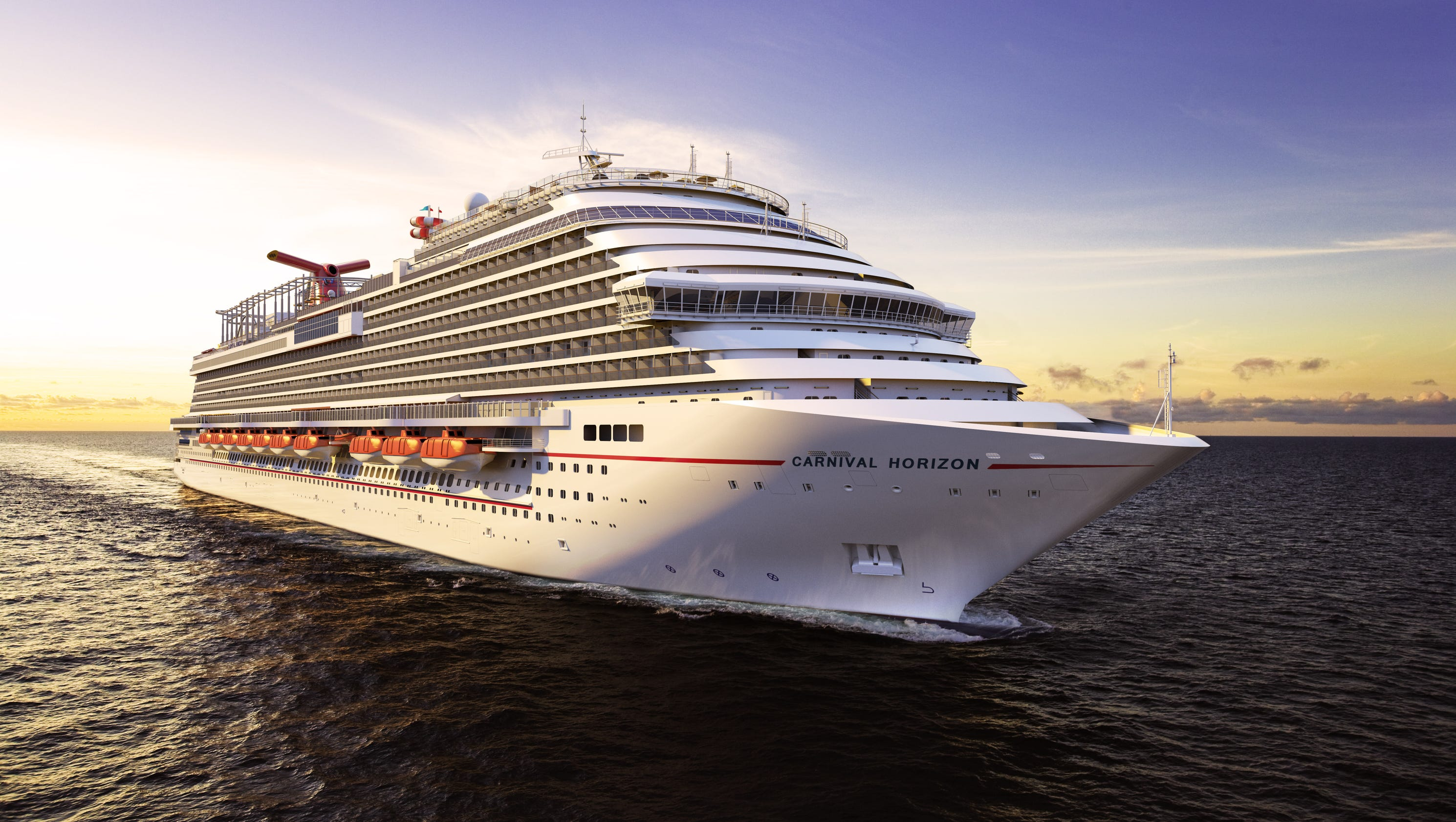 Our Guide To The Hottest New Cruise Ships On Order - Cruise ship trouble