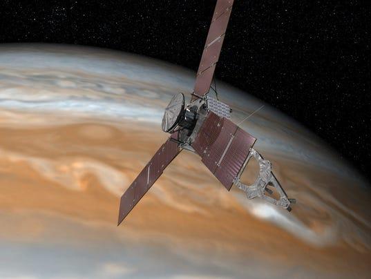 NASA's Juno to enter Jupiter orbit, try to explain how ...