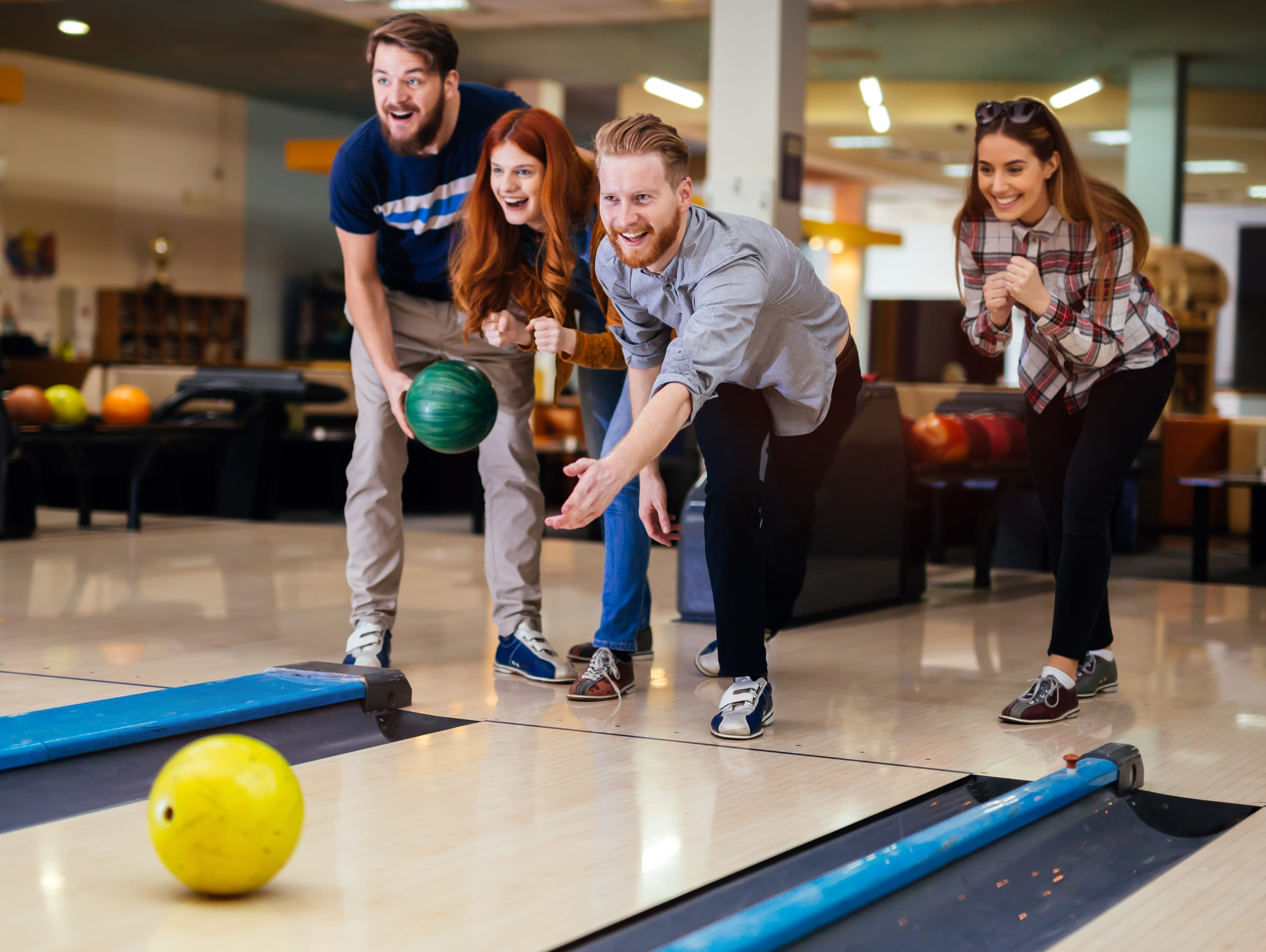 School's out! Father's Day is coming up. Get out of the heat! Enjoy 1 FREE game with the purchase of 1 game of bowling.