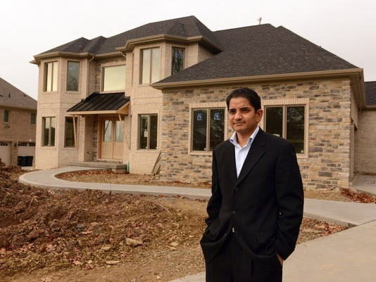 Family builds house that caters to Hindu traditions