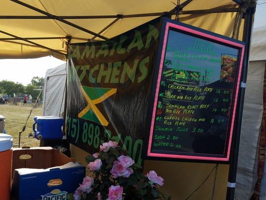 Jamaican Kitchem, based in Marshfield, Wisconsin, offers