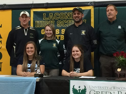 Laconia letter signings