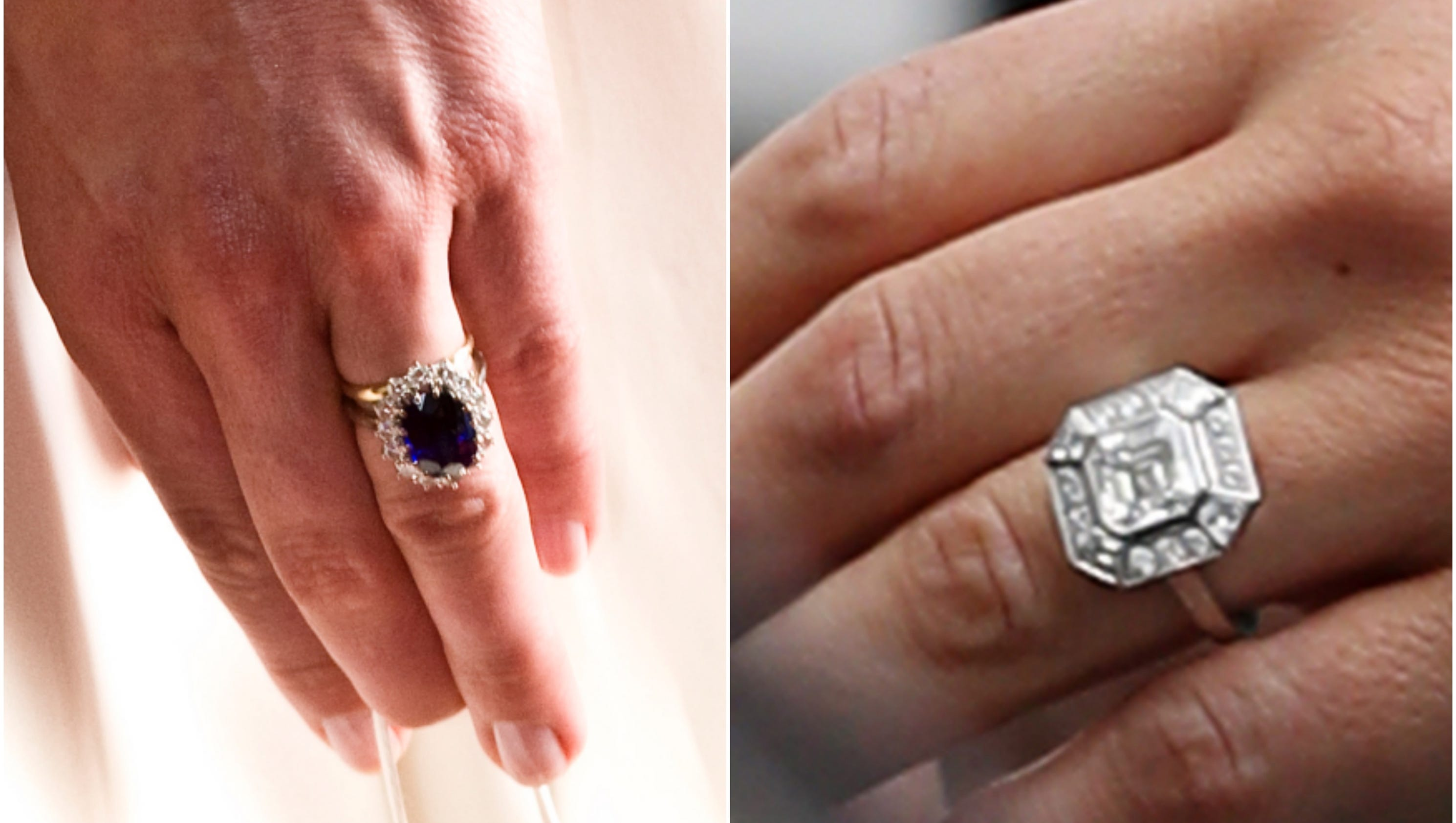 engagement rings belonged image ring s kate fashion princess middleton to diana