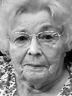 Betty Jean Martin, 90
