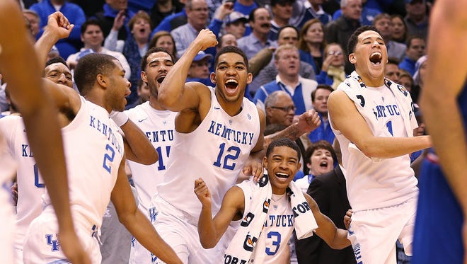 An undefeated UK team could mean big money for local ticket brokers.