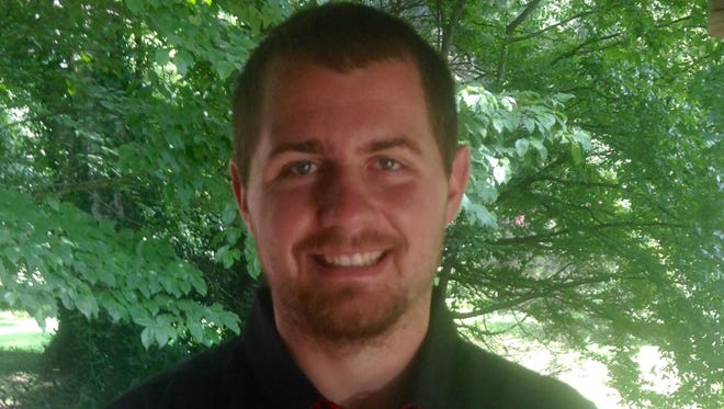 Robbinsville graduate Colby White is the new wrestling coach at Andrews.