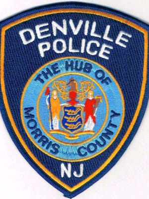 Denville police patch