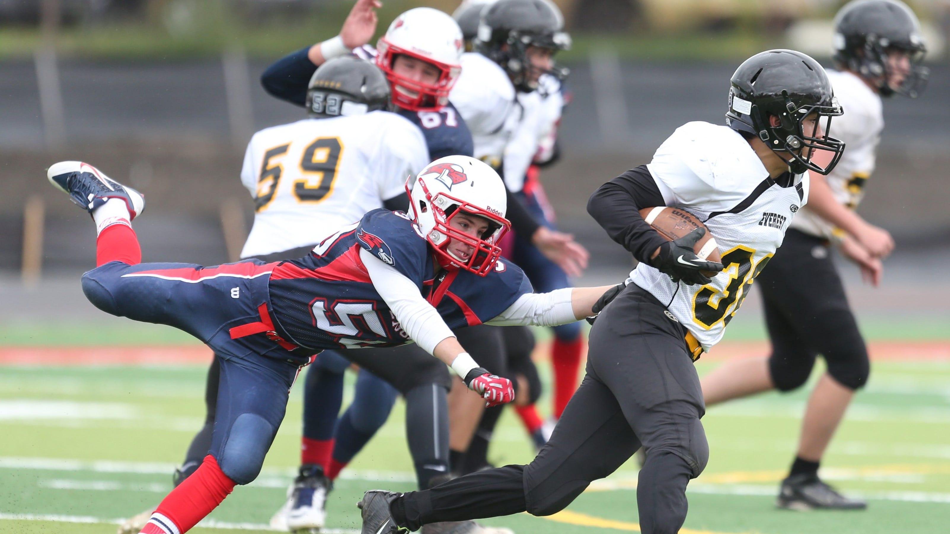week 9 high school football schedule - detroit free press - grosse