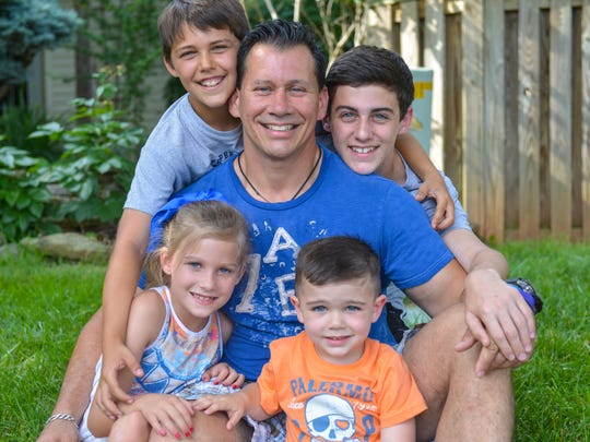 More dads demand equal custody rights