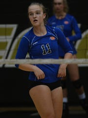 Ashley Webb is one of several juniors who have led the Westlake High girls volleyball team to an undefeated start.