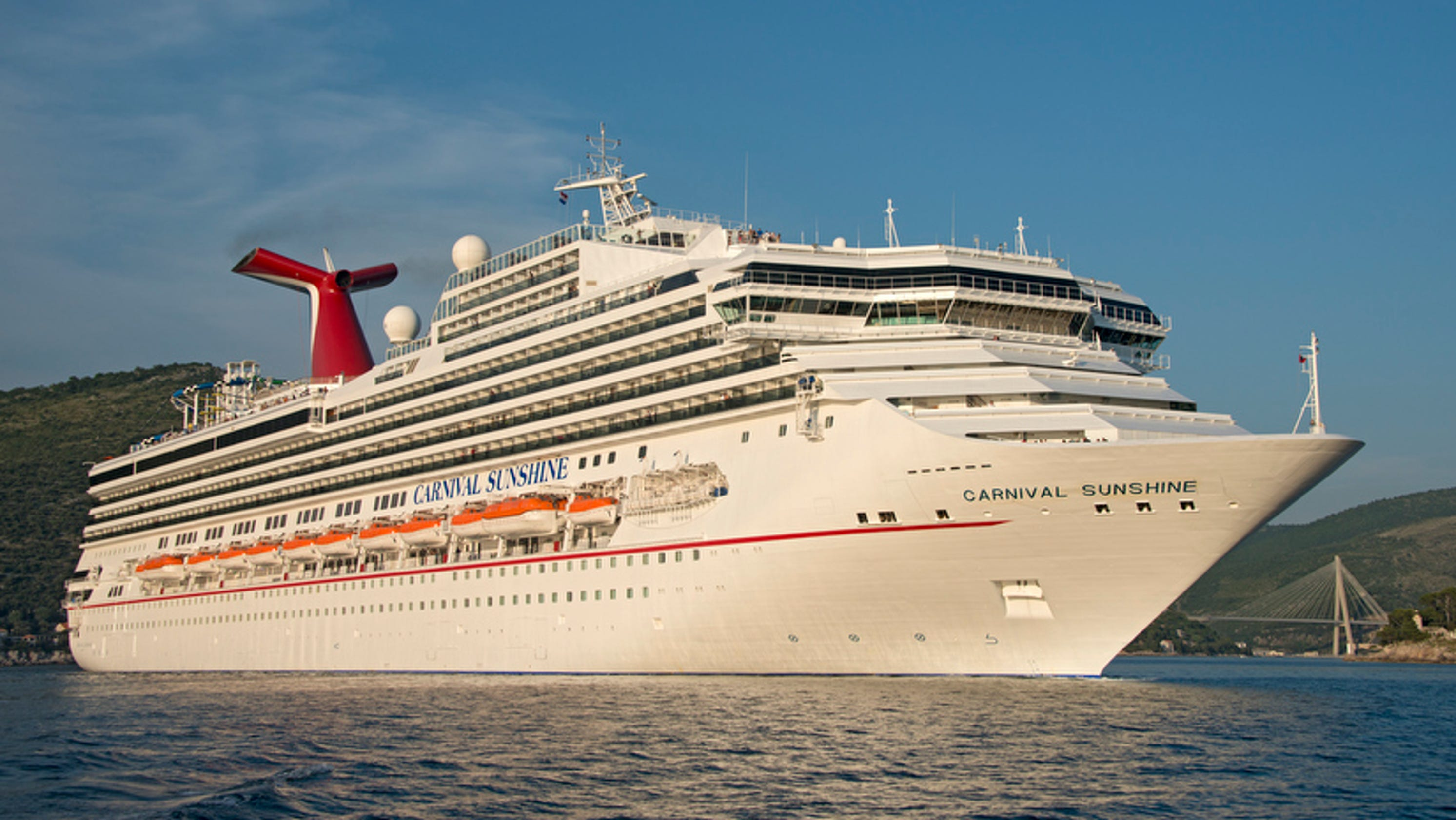 how to cancel carnival cruise