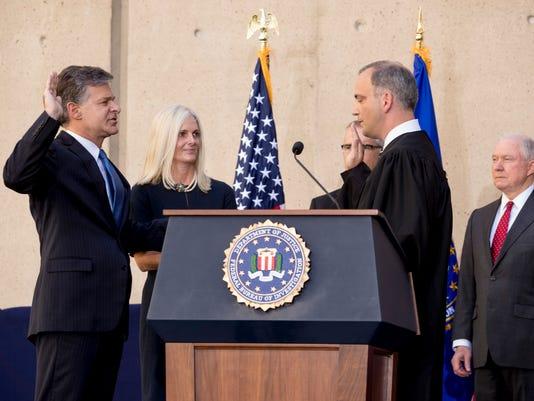 AP FBI DIRECTOR A USA DC