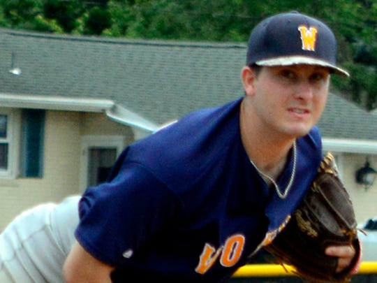 Connor Graber delivers for Mount Wolf against Stoverstown