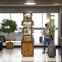 With nearly 2,000 hotel rooms coming online, Asheville's airport has key tourism role