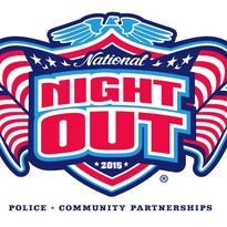 The sixth annual National Night Out is set for Aug. 4 at Woodland's Church in Wisconsin Rapids.