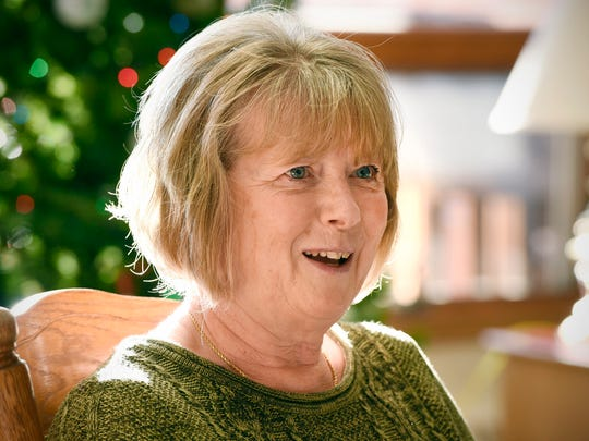 Roxie Ostendorf, former director of nursing at CentraCare Health-Long Prairie, talks about the people she has worked with and her recent retirement Sunday, Dec. 27 in Long Prairie.
