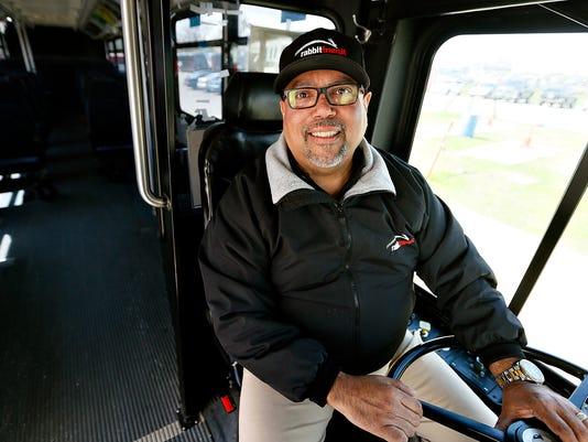 Rabbit Transit Driver Maldonado