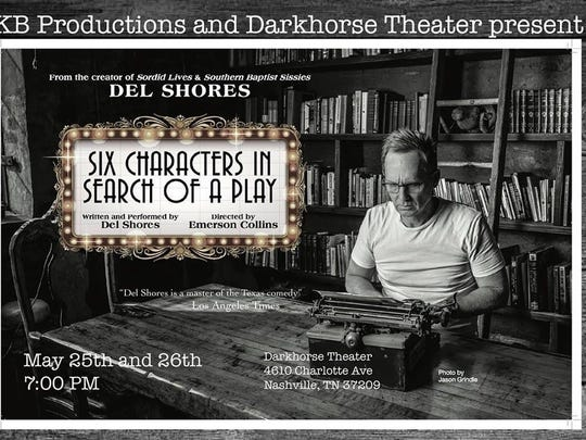 Poster image from Del Shores.