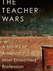 The Teacher Wars cover