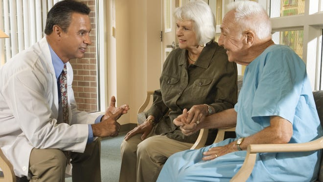 It's important for family members to understand what is going on with their loved ones when they are hospitalized.