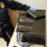 U.S. Customs and Border Protection at the El Paso Port of Entry uncovered 6.2 pounds of heroin, a week ago Friday,  with a street value of $198,400.