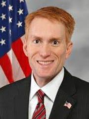 Oklahoma Sen. James Lankford.