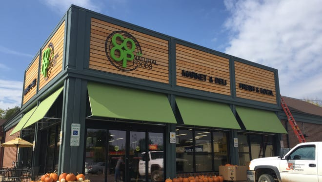 The Co-op Natural Foods is nearly done remodeling.